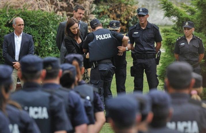 Inseguridad en la Provincia: hay un policía cada 181 habitantes