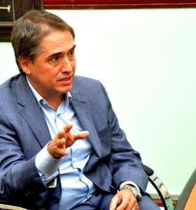 Lorenzino criticó el revalúo inmobiliario provincial