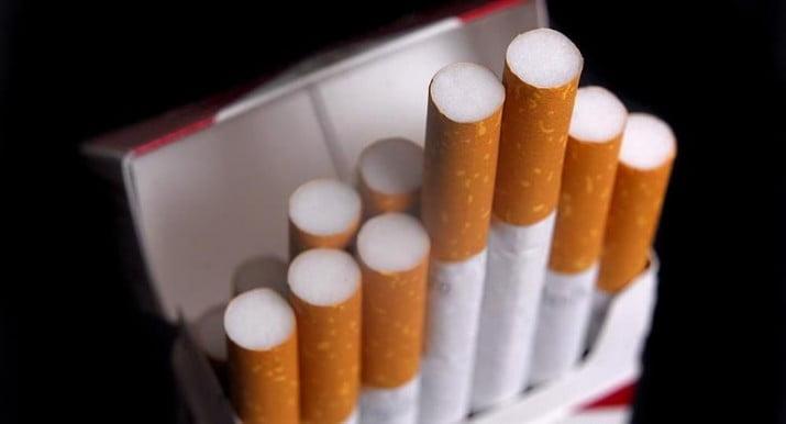 Los cigarrillos aumentarán 5% a partir de este lunes
