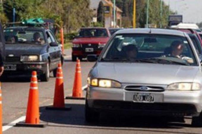 El 2018 llegó con un aumento del 35% en las multas de tránsito