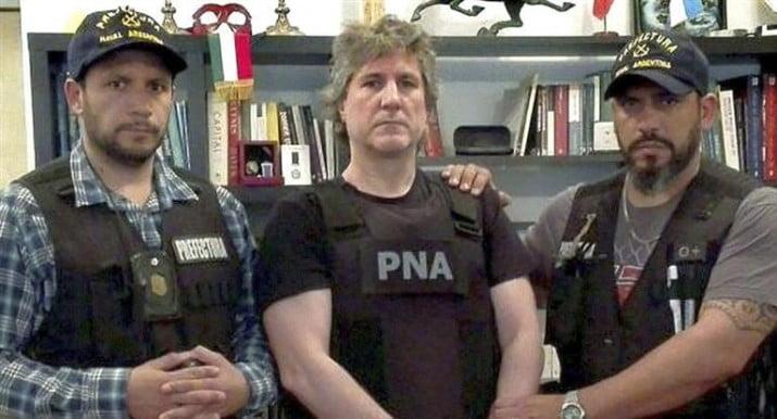 La Cámara Federal ordenó la liberación de Boudou