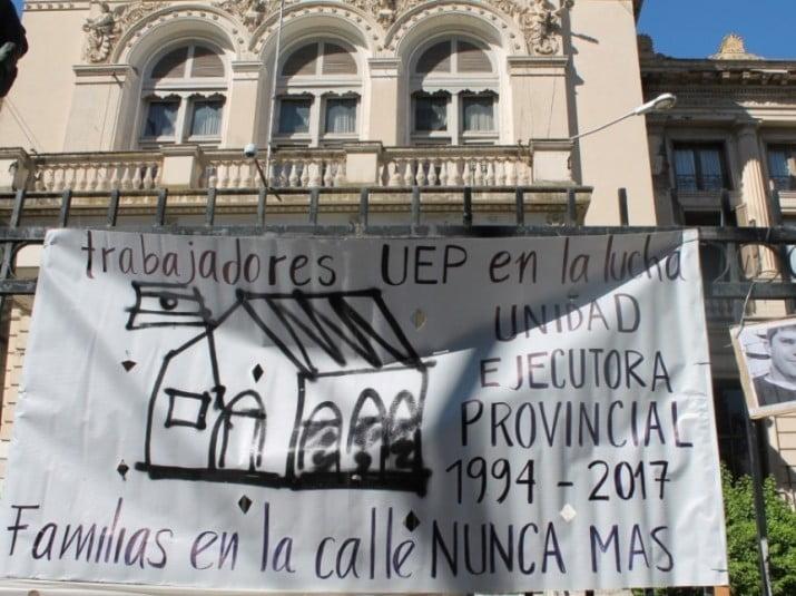 Por el desmantelamiento de la UEP ponen en duda el comienzo de clases 2018