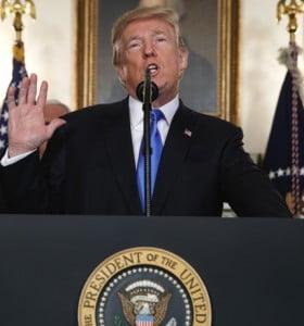 Trump pide u$s18.000 M para construir el muro en la frontera con México