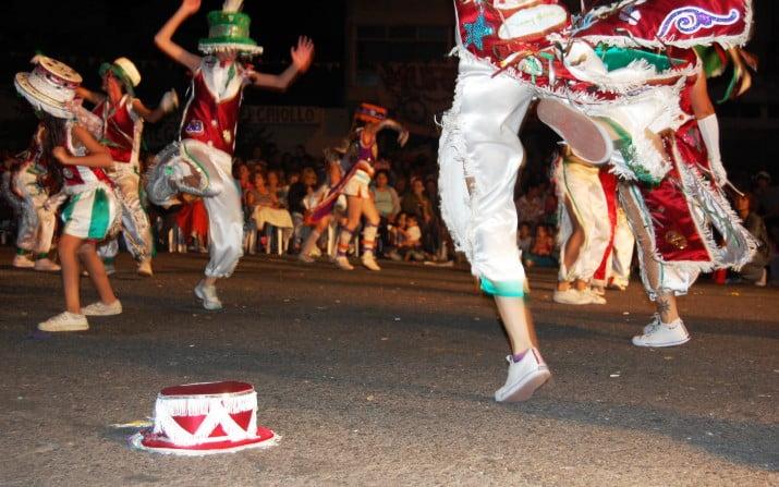 Festejos por el carnaval