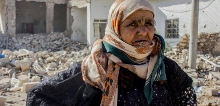 Siria: vuelven a sus casas y encuentran minas, trampas y explosivos