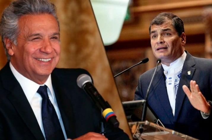Moreno obtuvo el respaldo, pero Correa queda como principal opositor