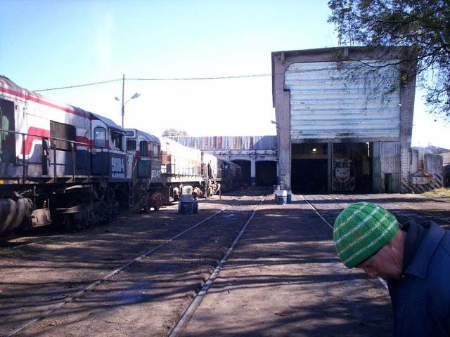 Despidos en la ex Ferrobaires y cierran los talleres Maldonado