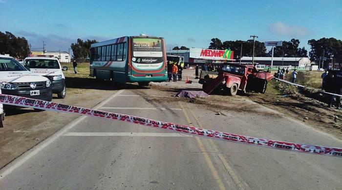 Disminuyeron levemente los accidentes de transito en la ciudad
