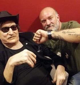 Después del rock, Charly García charló con Sergio Maldonado