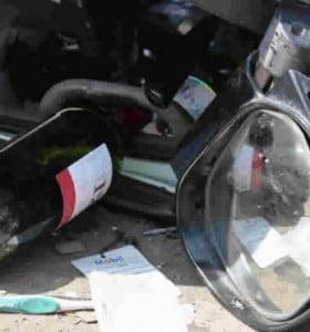 Hay 300 muertos por mes en choques ligados al alcohol