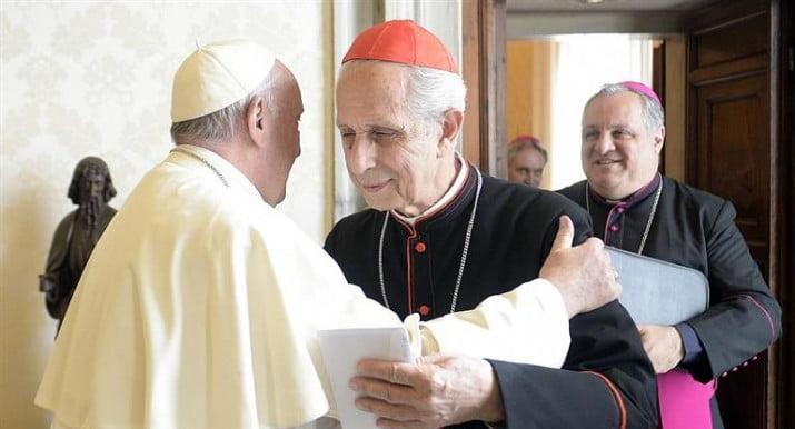 """El Papa manifestó que """"no es el momento oportuno"""" para visitar la Argentina"""