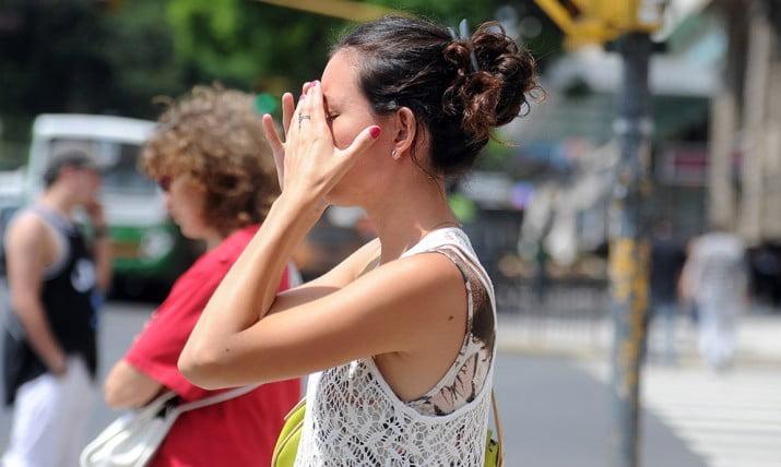 Cómo reaccionar frente a un golpe de calor
