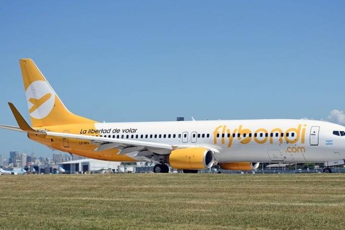 Flybondi en El Palomar: Vidal y Tagliaferro fueron denunciados tras la instalación del aeropuerto
