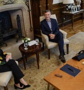 Macri le ofreció la Procuración General a Weinberg de Roca y aceptó
