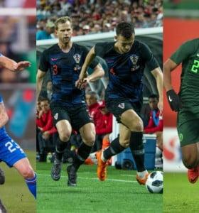 ¿Cómo les fue en los amistosos a los rivales de Argentina en el Mundial?