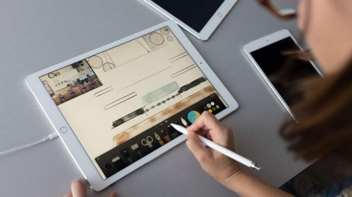 Apple presentó un nuevo iPad más barato para estudiantes