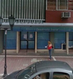 Bahía Blanca: Cortan la luz por falta de pago en la sede del Ministerio de Desarrollo Social de la Nació