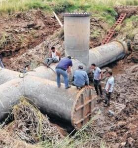 Imputaron a directivos de ABSA por dejar sin agua a 250 mil personas