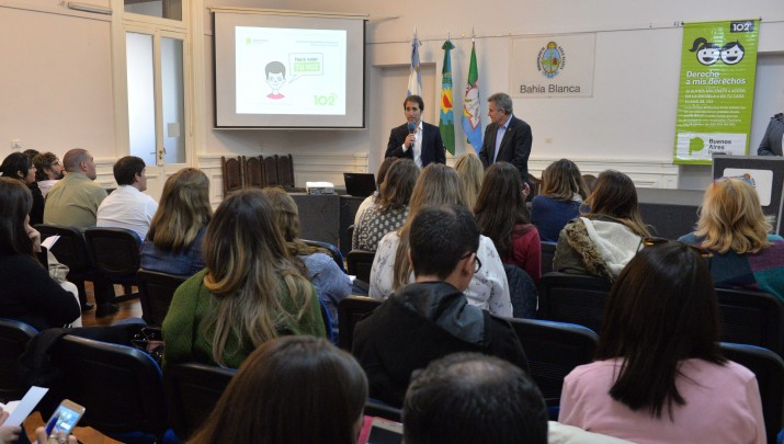 Encuentro Regional del Consejo Provincial de Niñez y Adolescencia