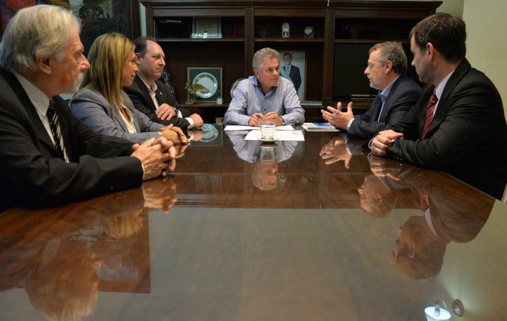 El Municipio reafirmó el compromiso con CUCAIBA