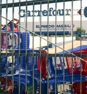 Otros supermercados siguen los pasos de Carrefour