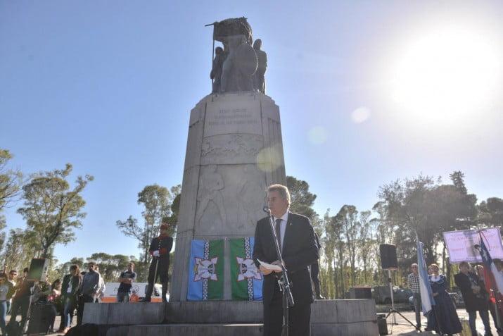 190º aniversario de Bahía Blanca: el intendente valoró la historia y destacó las oportunidades de crecimiento