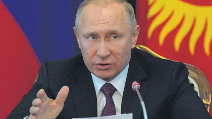 La reacción de Moscú ante el ataque a Siria