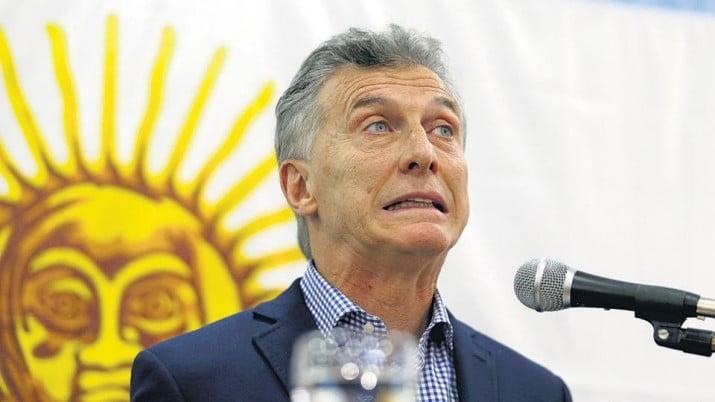 La doble vara de Macri