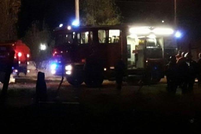 Vecinos quemaron casa tras la difusión de una noticia falsa