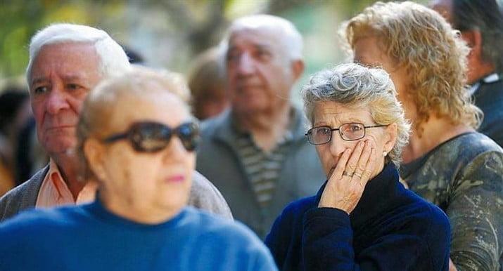Las jubilaciones perderán 1% frente la inflación del primer trimestre