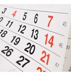 El lunes 30 de abril ¿es feriado o no?