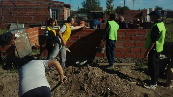 Comenzó una nueva etapa del programa de mejoramiento habitacional
