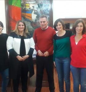 El intendente recibió a Mujeres Empresarias y Profesionales