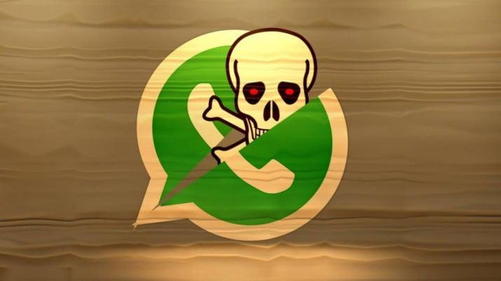 Un nuevo virus puede meterse en WhatsApp y robarte fotos
