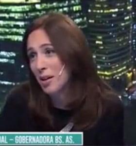 Vidal dijo que Macri mintió