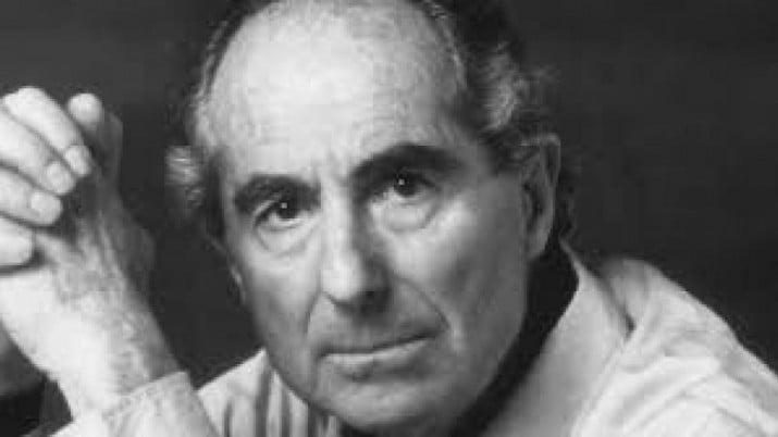 Murió el escritor Philip Roth