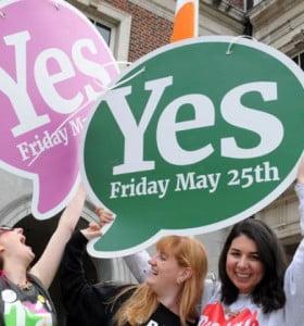 Irlanda a favor del aborto legal