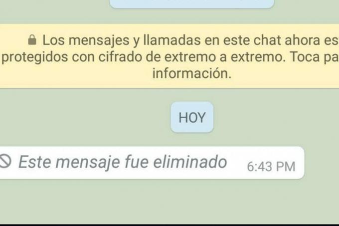 """Enterate cómo recuperar los Whatsapp """"eliminados"""""""