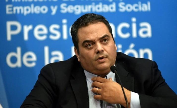 Triaca se reunió con Barrionuevo para que apoye el pacto con el FMI
