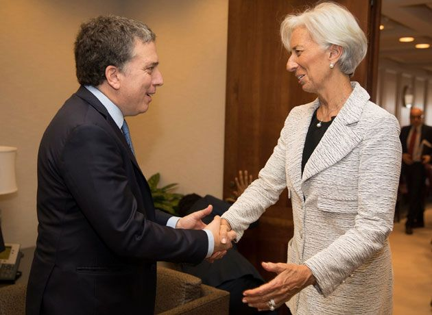 Las cuatro recomendaciones que el FMI hizo a la Argentina sobre los trabajadores