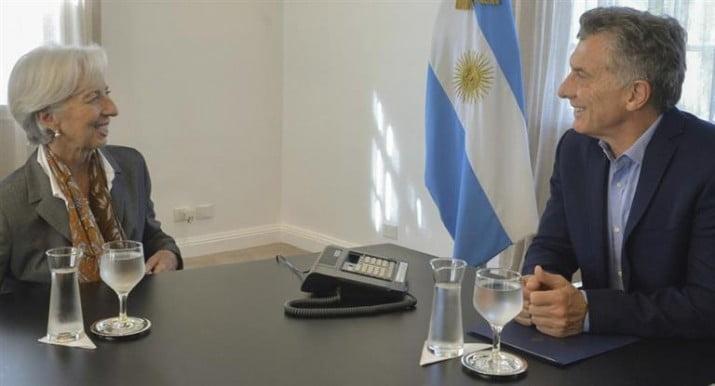 """Macri sobre negociaciones con FMI: """"Nadie nos va a condicionar"""""""