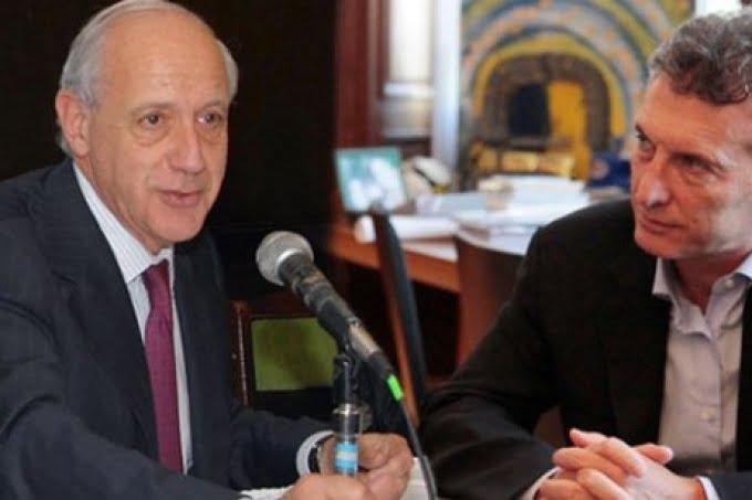 La historia de Macri y el respaldo al equipo económico