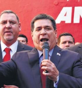 Renunció el presidente de Paraguay