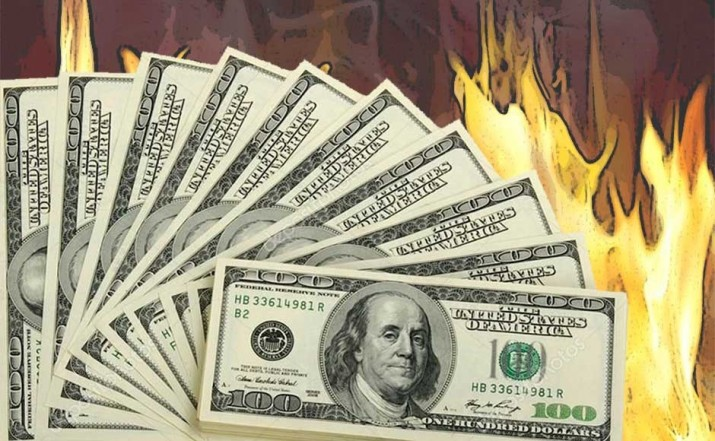 """""""El dólar va a subir fuerte la semana que viene"""""""