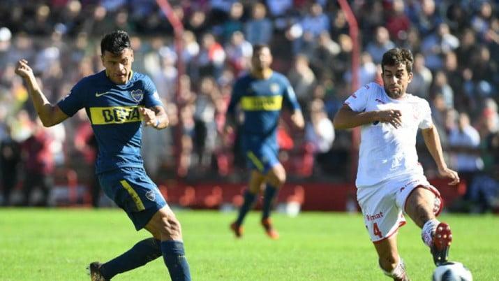 Huracán remontó un partido épico ante Boca