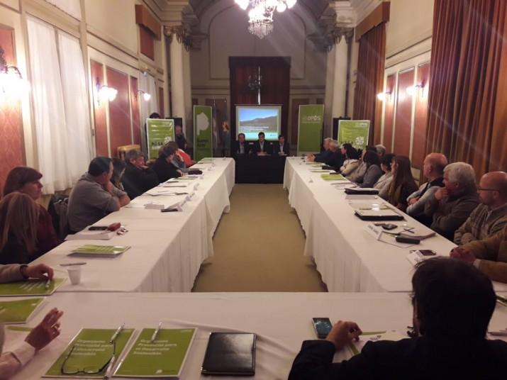 """Primera """"Mesa ambiental de la provincia de Buenos Aires"""""""
