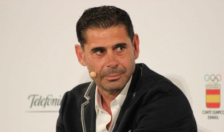 Fernando Hierro reemplazará a Lopetegui