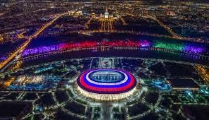 Los detalles de la fiesta Inaugural del Mundial