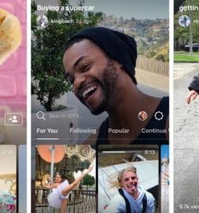 La apuesta de Instagram para destronar a YouTube