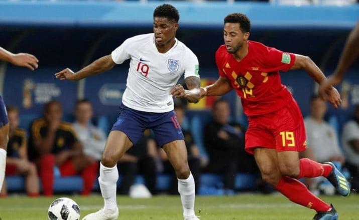 Bélgica e Inglaterra buscarán el premio consuelo
